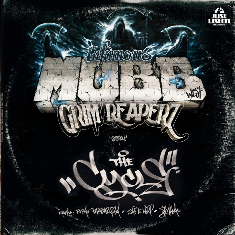 Grim Reaperz & Infamous Mobb «The Cycle» (2016) 7»