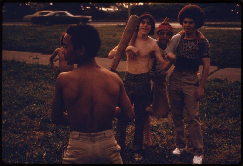 Посмотрите как выглядел Бруклин в конце 70-х годов