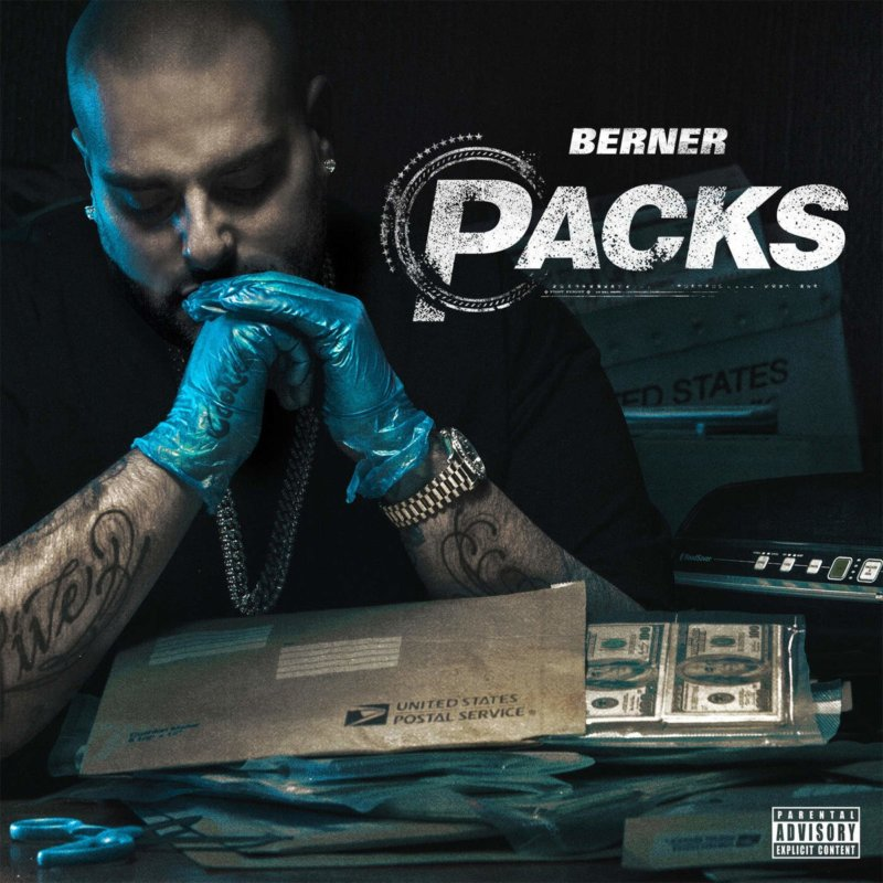 [Премьера альбома] Berner «Packs»