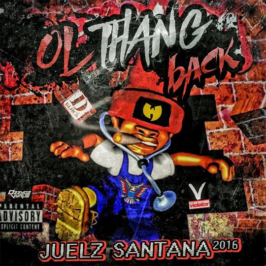 Method Man, Redman, Jadakiss и Busta Rhymes на новом треке Juelz Santana «Ol' Thang Back»