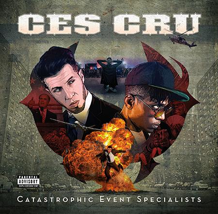 Альбом CES Cru «Catastrophic Event Specialists» доступен для предзаказа