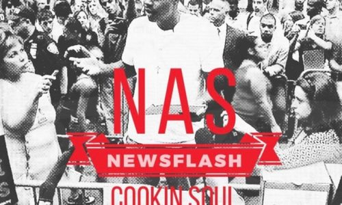 Nas x Cookin Soul «NewFlash»