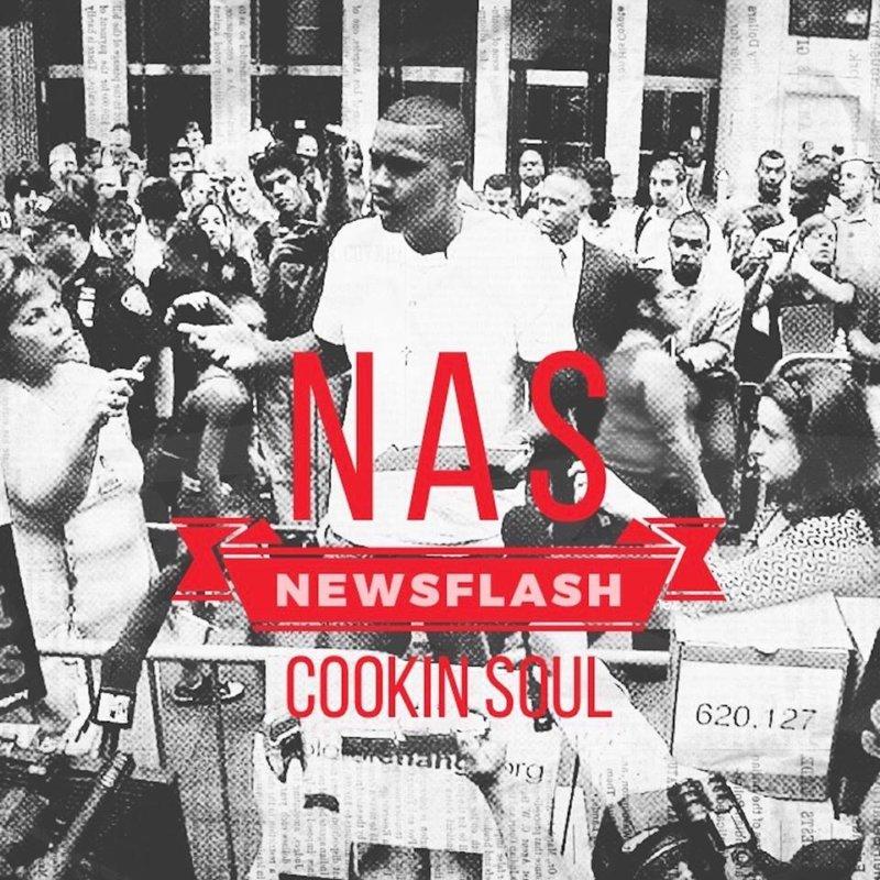 Nas x Cookin Soul «NewFlash»