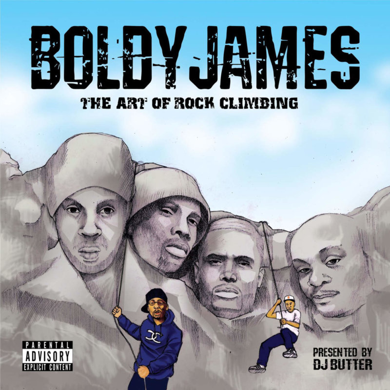 Boldy James — «The Art Of Rock Climbing»