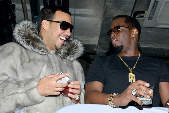 Премьера клипа: French Montana & Diddy – «Can't Feel My Face»
