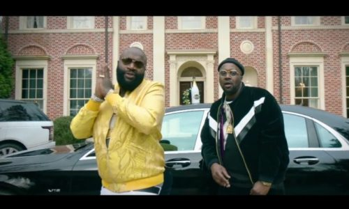 Премьера клипа: Smoke DZA x Pete Rock – «Black Superhero Car» (feat. Rick Ross)