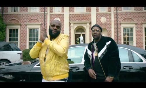 Премьера клипа: Smoke DZA x Pete Rock – «Black Superhero Car» (feat. Rick Ross)
