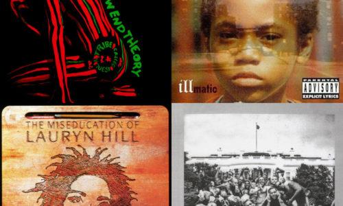 Альбомы A Tribe Called Quest, Nas'a, Lauryn Hill и Kendrick Lamar'a попали в архив Гарвардской библиотеки