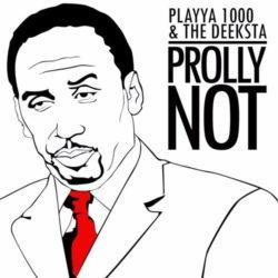 Playya 1000 «Prolly Not»