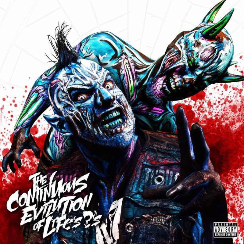 Twztid – «The Continuous Evilution of Life's Q's»