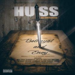 3 клипа Huss aka Hustlamade, которые он выпустил в один день