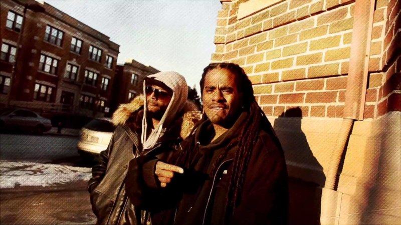 Премьера клипа: G. Dot & Born — «Ghetto Survivors» (feat. Masta Ace)
