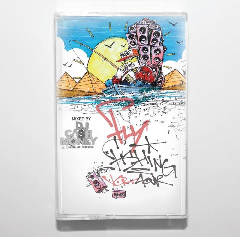 DJ Cash Money «Fly Fishing Vol 4»