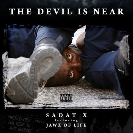 Sadat X с треком «The Devil Is Near» о полицейском беспределе