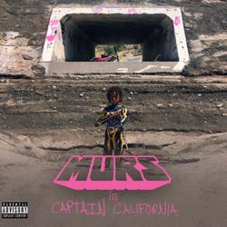 Новый альбом MURS «Captain California» уже доступен для предзаказа!