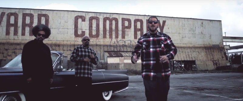Delinquent Habits — CALIFORNIA Feat. Sen Dog (Cypress Hill) 2017 — (Official Video)