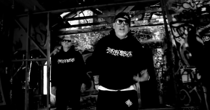 Премьера на HH4R: Everlast x Sick Jacken x Divine Styler — Dazed (Official Video)