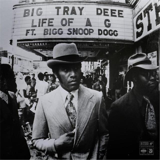 Snoop Dogg поучаствовал в треке Big Tray Deee «Life Of A G» в лучших традициях West Coast