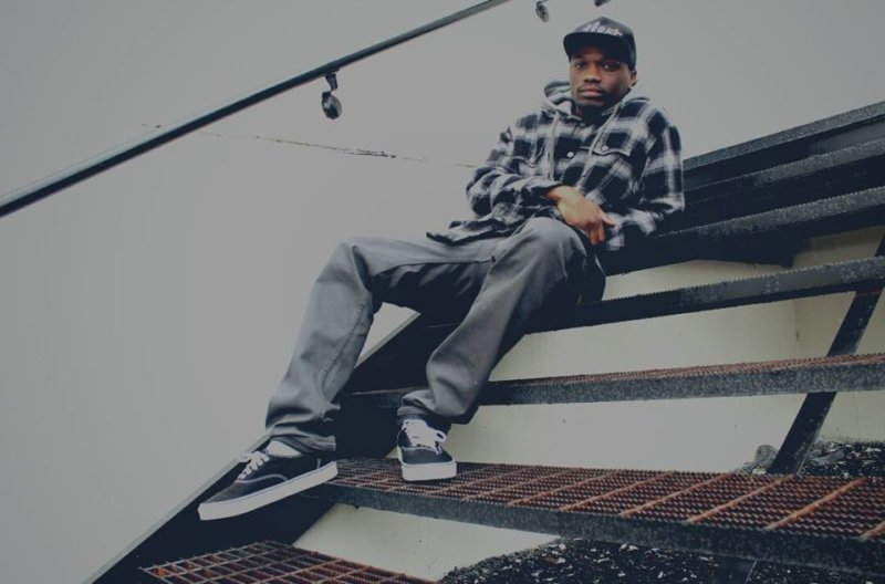 Молодой калифорниец Wicked Haize, сделал свою версию трека 2Pac «Troublesome'96»