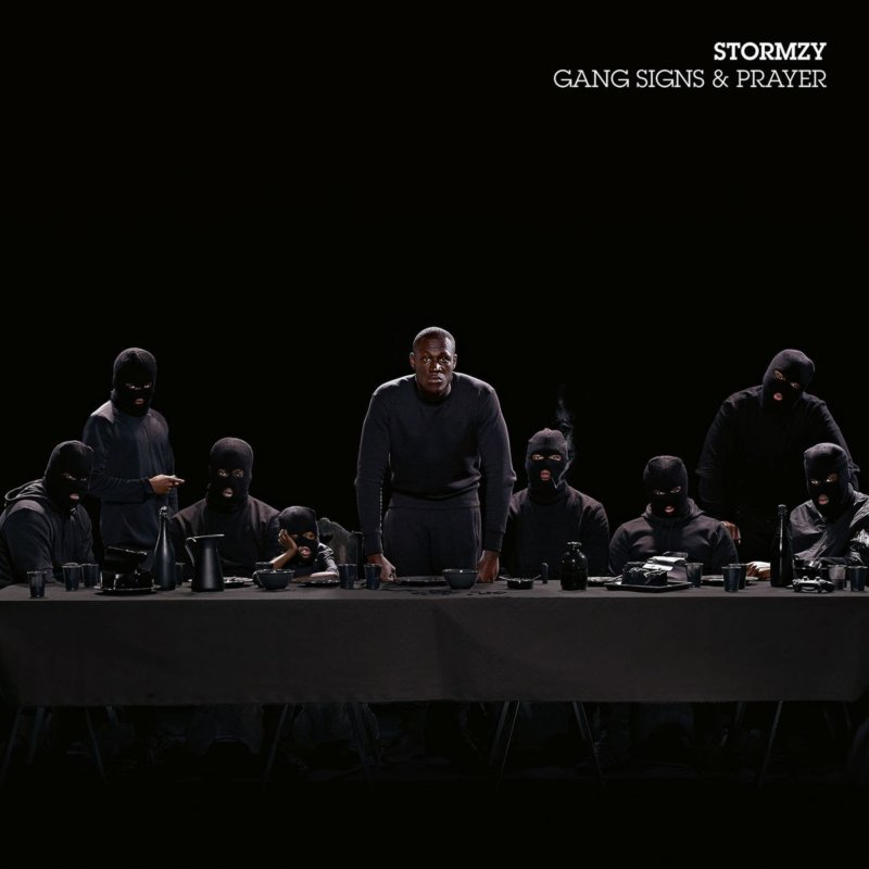 Stormzy – «Gang Signs & Prayer»