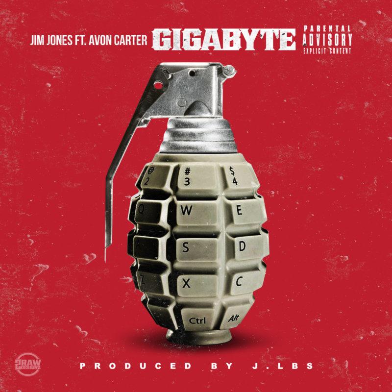 Премьера клипа: Jim Jones – «Gigabyte» (feat. Avon Carter)