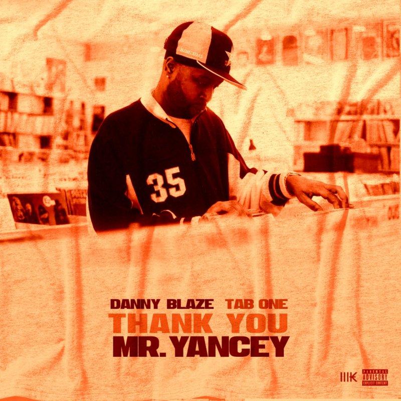 Премьера клипа: Danny Blaze – «Thank You Mr. Yancey» (feat. Tab One)
