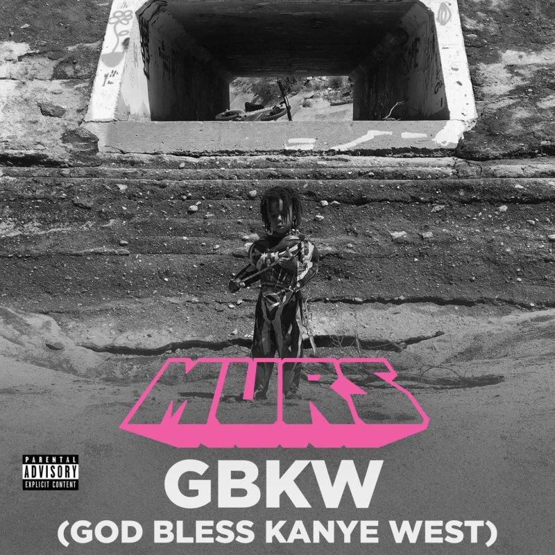 Премьера сингла: MURS – «GBKW (God Bless Kanye West)»