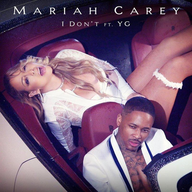 К успеху пришел: YG выпустил песню с Mariah Carey
