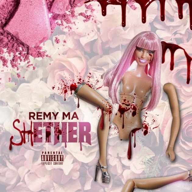 Remy Ma выпустила дисс на Nicki Minaj