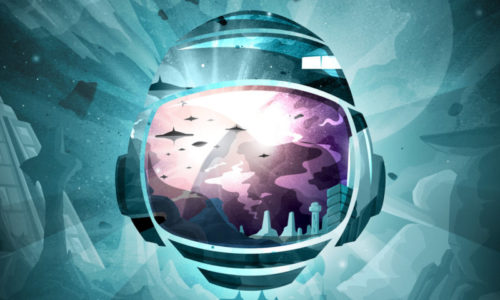 Космическое видео из Австралии: Context «The Landing» feat. Jimmy Flipshyt
