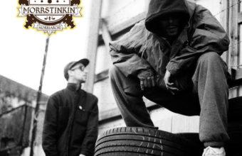 Stinkin Slumrok & Morriarchi – «Morrstinkin»