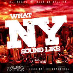 The Williams Brothers знают как должен звучать настоящий рэп из Нью-Йорка: «What NY Sound Like»
