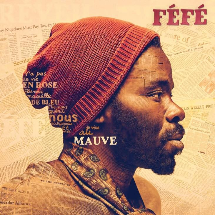 Féfé – «Mauve»