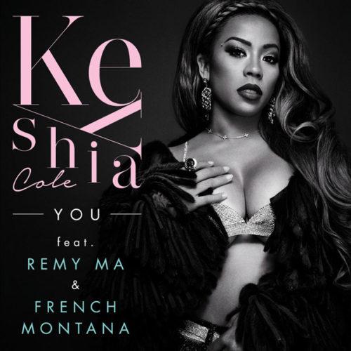 Премьера клипа: Keyshia Cole – «You» (feat. Remy Ma & French Montana)