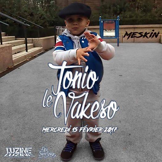 Tonio Le Vakeso — «Meskin»