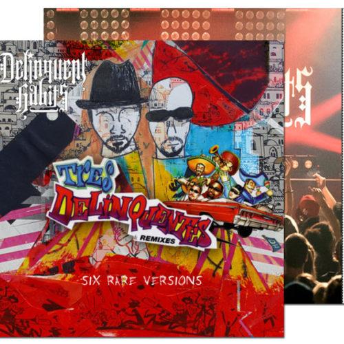 Delinquent Habits выложили бесплатно в сеть 6 версий легендарного трека «Tres Delinquentes»