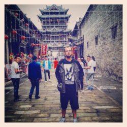 Китайская версия Sticky Fingaz или приключения украинца в Китае