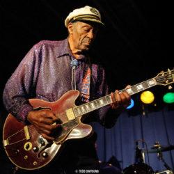 Грустные новости: на 91-ом году жизни скончался Chuck Berry