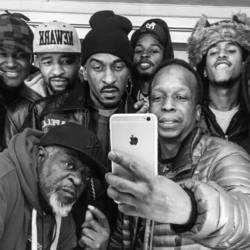 Rakim записал трек и видео с молодым и уже нашумевшим рэпером King Myers «Life»
