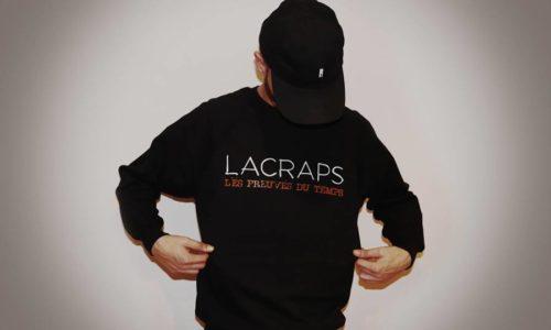 Франция: LaCraps с новым видео Fiers de moi (prod Nizi)