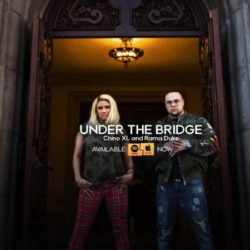 Немного гитарной альтернативы от Chino XL и девушки Rama Duke «Under The Bridge»