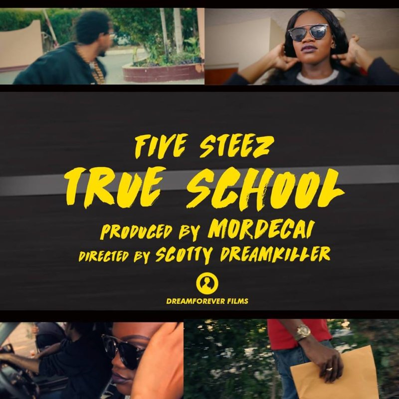 Ямайка: Five Steez с добрым бум-бэп видео «True School»