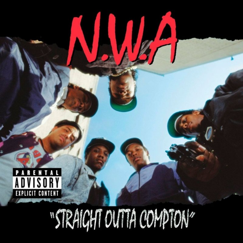 1. N.W.A. «Straight Outta Compton» (1988)