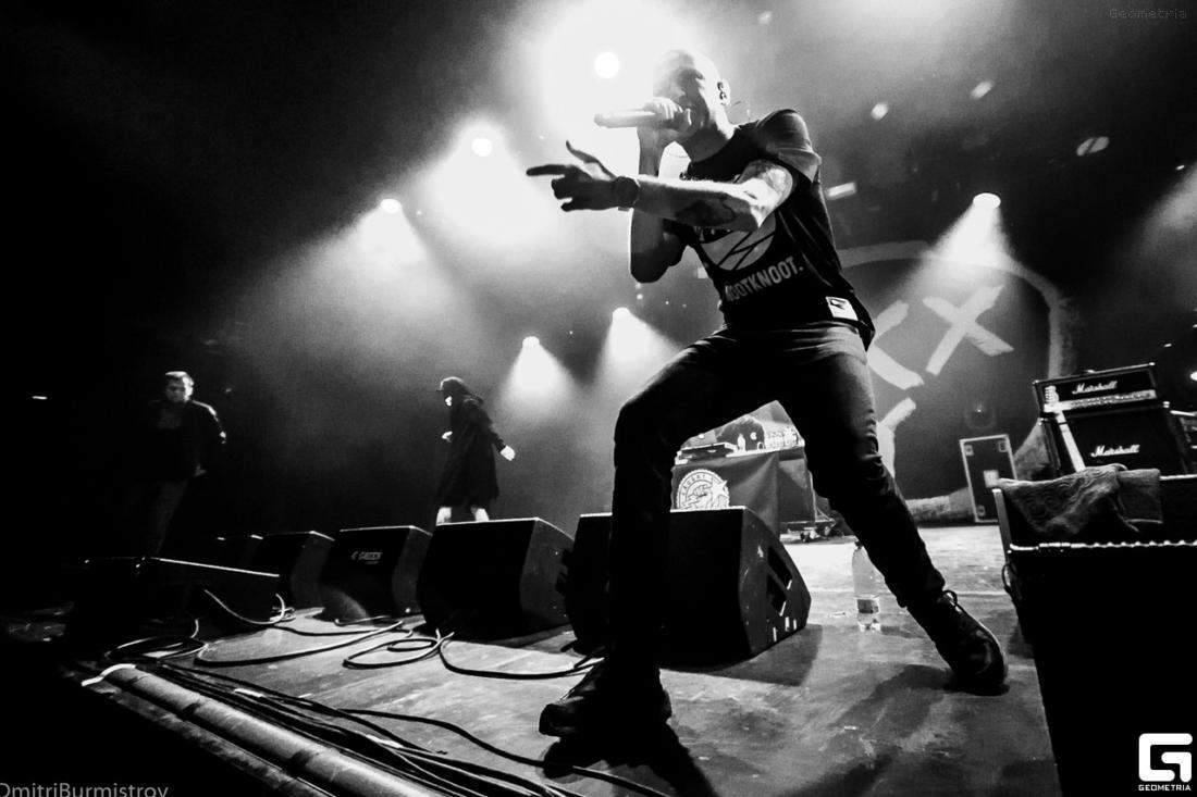 Oxxxymiron — IMPERIVM (стадионный тур 2017)