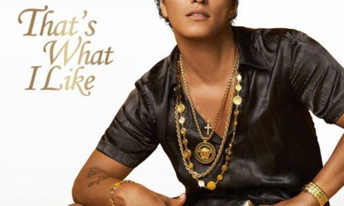 Премьера клипа: Bruno Mars «That's What I Like»