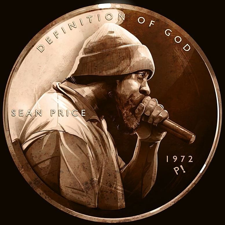 Sean Price – «Definition Of God»