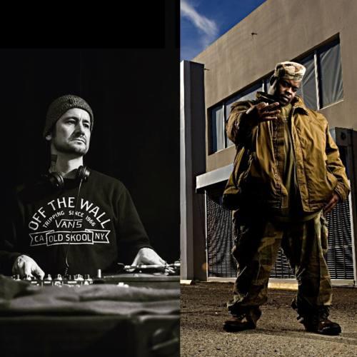 Phat Kat & DJ Dister готовят совместный релиз и презентовали первый сингл «Revolt For Change»