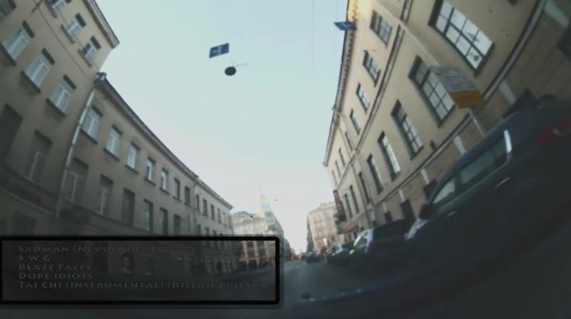 Sad (Невский Бит) презентовал новое видео без лишних слов под бит Killah Priest