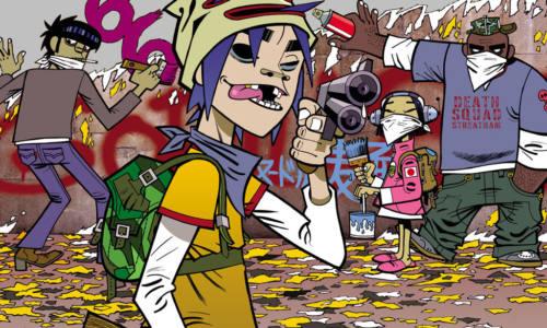 На новом альбоме Gorillaz найдётся место и хип-хопу