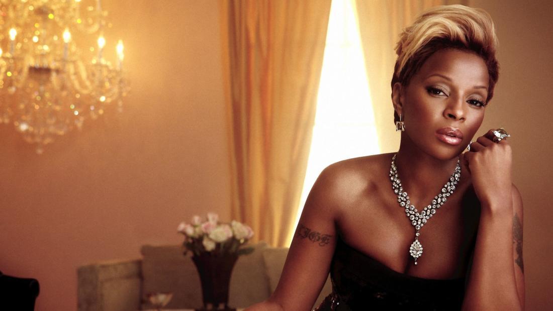Mary J. Blige анонсировала новый альбом